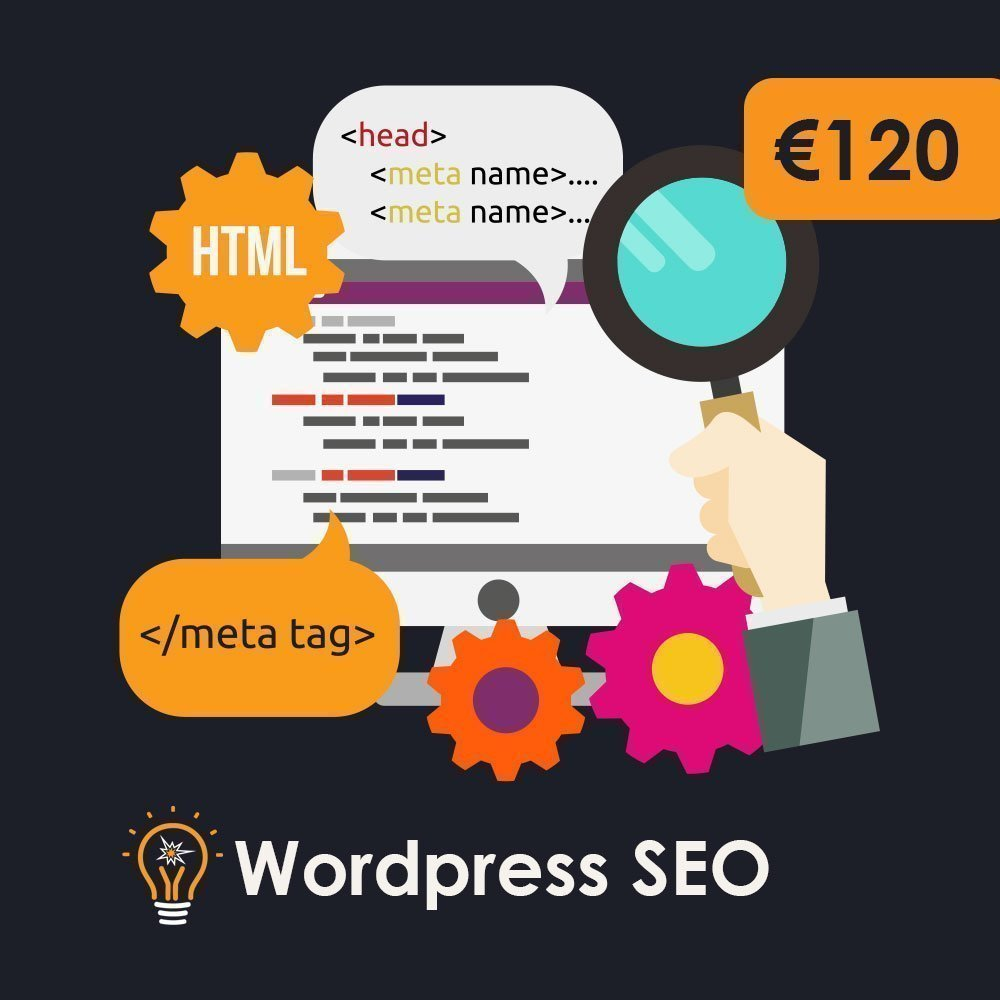 SEO my WordPress Website