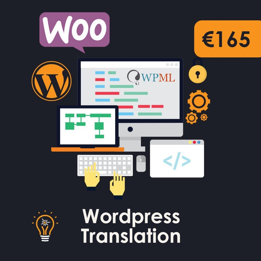 WordPress translation services marbella