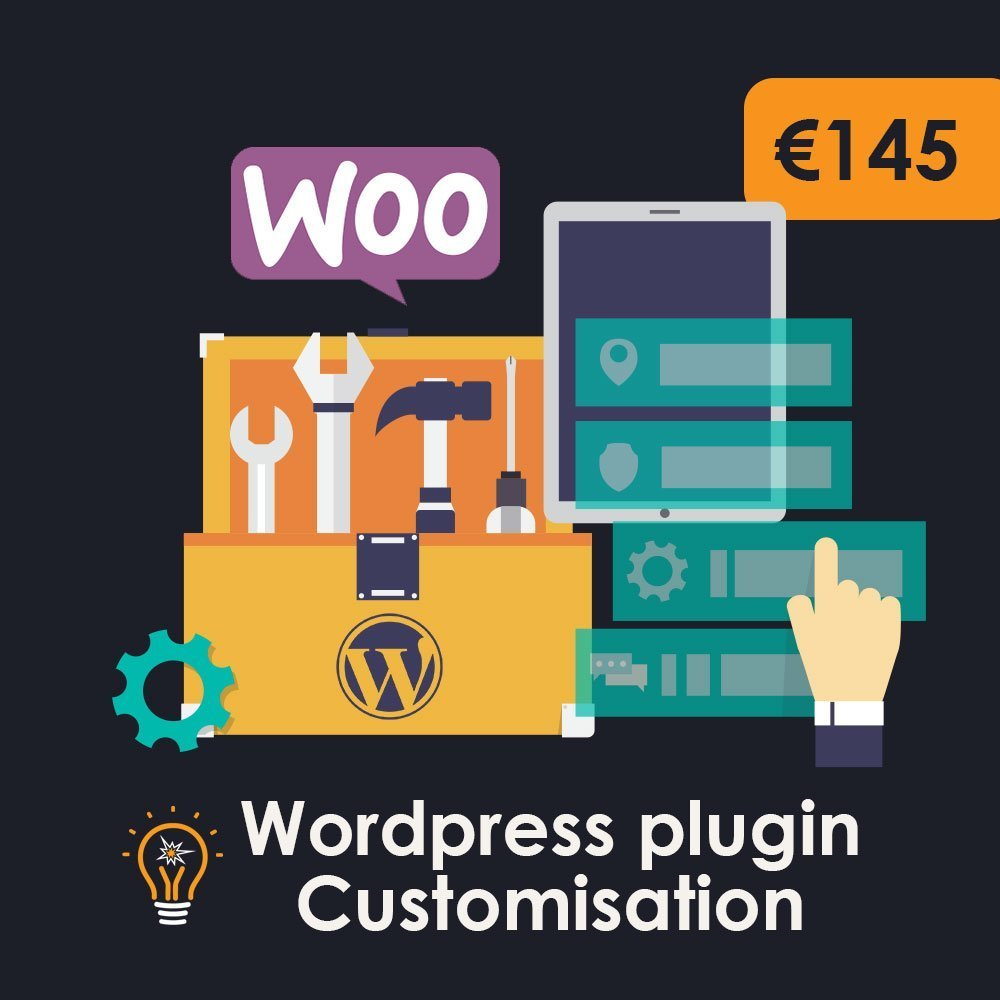 Wordpress Plugin Customisation services
