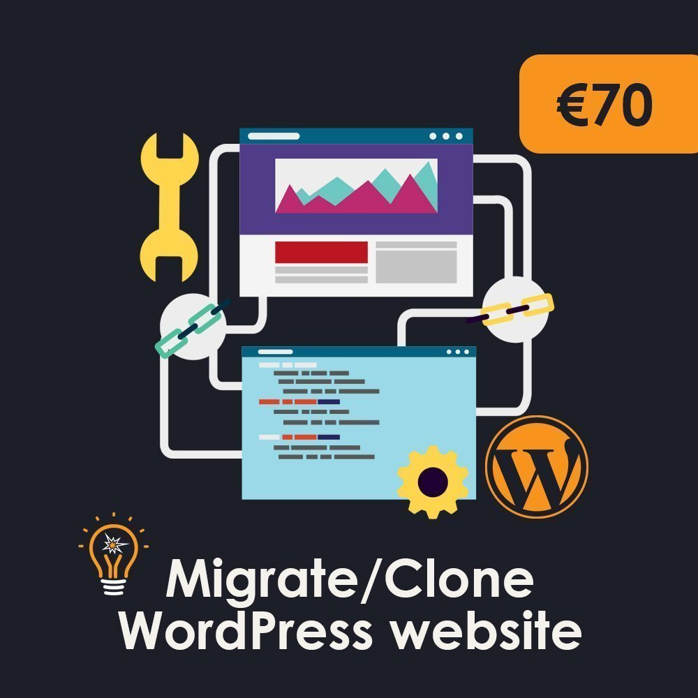 WordPress Clone Migrate services marbella